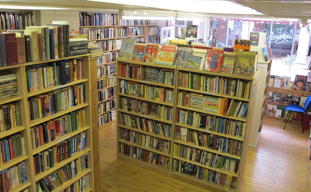 Our special children's books section